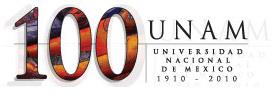 100 años UNAM 1910-2010
